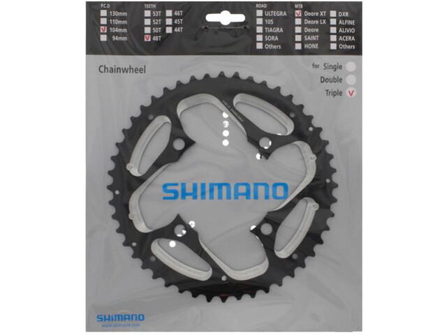 Shimano Deore XT Trekking FC-T780/FC-T781 Chain Ring 10-speed